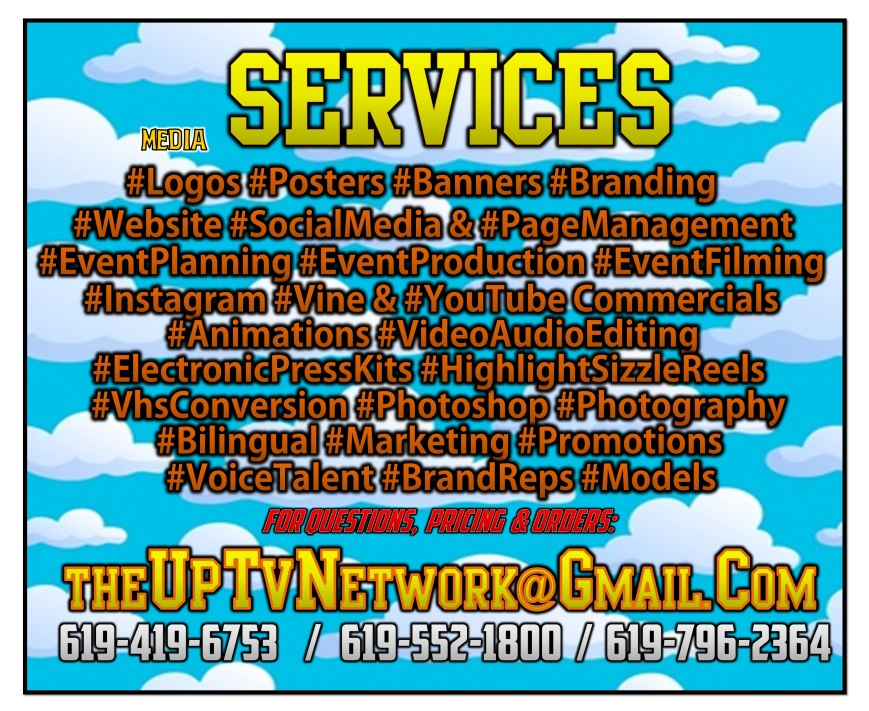 UPE Media Services Info Graphic