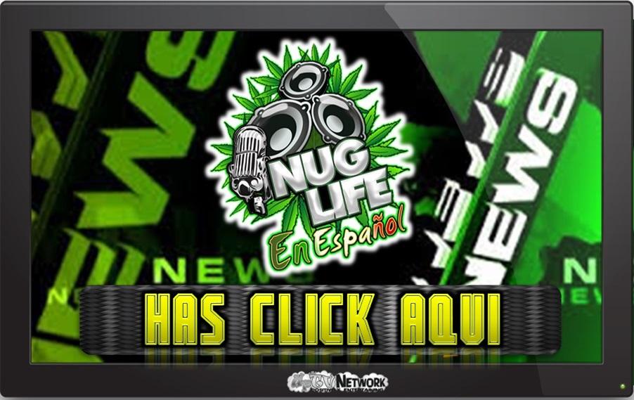 UpTvNetwork SLIDER - TV Banner NugLifeRadio en Español